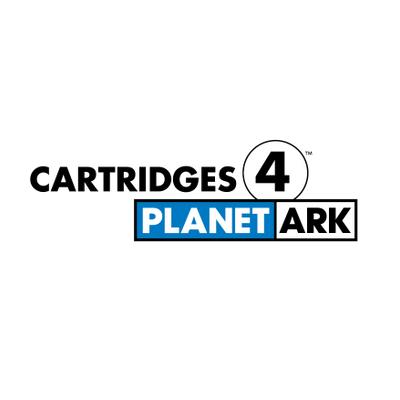 Cartridges 4 Planet Ark Logo